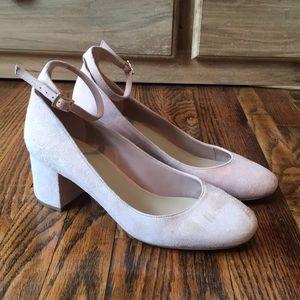 Aldo Shoes - New Aldo Clarissa block heel pump, blush pink 7.5